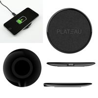 556341639-169 - mophie® 10W Round Fast Wireless Charger - thumbnail