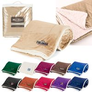 735543554-169 - Mink Sherpa Blanket (Solid) - thumbnail