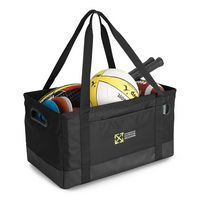 115082670-112 - Life in Motion® Deluxe Utility Tote - Black - thumbnail