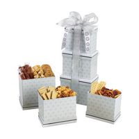 115679344-112 - Sunsational Moroccan Mosaic Gourmet Sweets Tower Grey - thumbnail