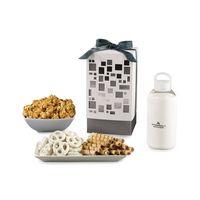 145774597-112 - Pure Mondrian Gourmet Gift Box White-Silver - thumbnail