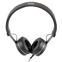 194999878-112 - Brookstone® Compact Studio Headphones Black - thumbnail