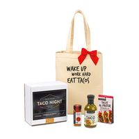 316368981-112 - Family Taco Night Fiesta Gift Set - Natural - thumbnail