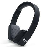 324999886-112 - Brookstone® Harmony Bluetooth® Headphones Black - thumbnail