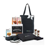 336277242-112 - Bodacious BBQ Gift Set - Black-Red - thumbnail
