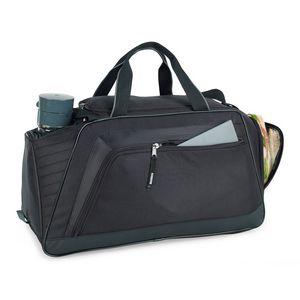 355439242-112 - Spartan Sport Bag - Black - thumbnail