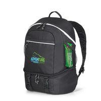 374411661-112 - Summit Backpack Cooler - Black - thumbnail