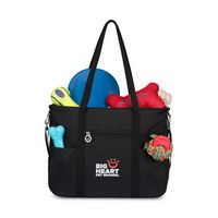 375899345-112 - Buddy's Pet Gear Bag Black - thumbnail