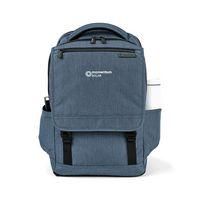 375977654-112 - Samsonite Modern Utility Paracycle Computer Backpack - Blue Chambray - thumbnail