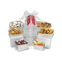 385679639-112 - Sunsational Shimmering Sweets and Snacks Gourmet Tower Grey - thumbnail