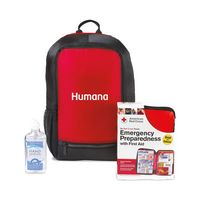 576338600-112 - American Red Cross Preparedness Backpack Bundle - Red - thumbnail