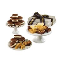 705774610-112 - Whoopie Pie Gems & Brownie Combo Tower Grey-White - thumbnail