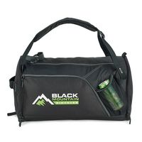 735173492-112 - Billboard Convertible Sport Bag - Black - thumbnail