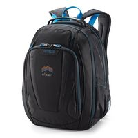 925003130-112 - Samsonite VizAir™2 Computer Backpack Black-Blue - thumbnail