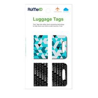 935591379-112 - RuMeID Luggage Tag Set with Retail Packaging  - thumbnail