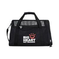 946155743-112 - Buddy's Pet Carrier - Black - thumbnail