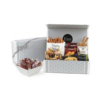 955774361-112 - Sunsational Moroccan Mosaic Gourmet Snack Box Grey - thumbnail