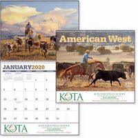 105470780-138 - Triumph® American West by Tim Cox Calendar - thumbnail