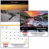 105471270-138 - Good Value® Motivations Calendar (Stapled) - thumbnail