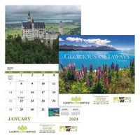 115471245-138 - Good Value® Glorious Getaways Calendar (Stapled) - thumbnail