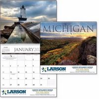 125470824-138 - Triumph® Michigan Appointment Calendar - thumbnail