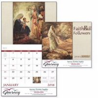 135471280-138 - GoodValue® Faithful Followers Calendar (Stapled) - thumbnail