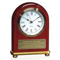 145470166-138 - Jaffa® Rosewood Arch Clock - thumbnail
