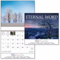 145473136-138 - Good Value® Eternal Word Stapled Calendar - thumbnail