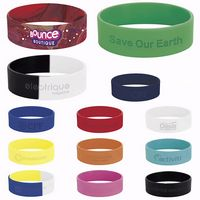 "145801415-138 - 1"" Universal Source™ Adult Silicone Wrist Band - thumbnail"