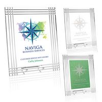 155472512-138 - Jaffa® Luxe Acrylic Plaque - thumbnail