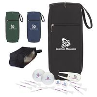 165470408-138 - Wilson® Amateur's Shoe Bag Golf Kit w/Ultra 500 Golf Balls - thumbnail