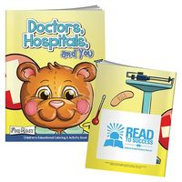 165471795-138 - BIC Graphic® Color Book w/Mask: Doctors, Hospitals & You - thumbnail