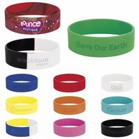"165800163-138 - 3/4"" Universal Source™ Silicone Wrist Band - thumbnail"