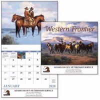 175471260-138 - Good Value® Western Frontier Stapled Calendar - thumbnail