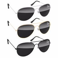 175684516-138 - BIC Graphic® Metal Aviator Sunglasses - thumbnail
