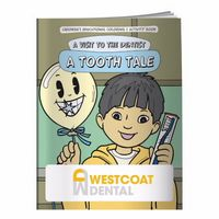 175960825-138 - BIC Graphic® Coloring Book: A Tooth Tale - thumbnail