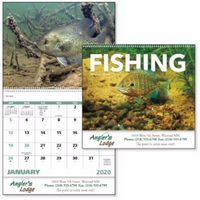 195471309-138 - Good Value® Fishing Spiral Calendar - thumbnail