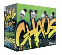 195473082-138 - Wilson® Chaos™ 24 Golf Ball Pack - Std Serv - thumbnail