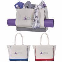 305707587-138 - Atchison® Yoga Retreat Cotton Tote Bag - thumbnail