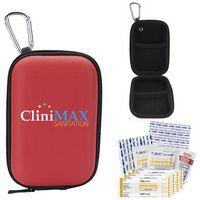 306220608-138 - Good Value® Toughskin First Aid Kit w/Carabiner - thumbnail