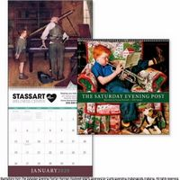 315470857-138 - Triumph® The Saturday Evening Post Illustrations by Norman Rockwell Calendar - thumbnail