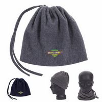 315473223-138 - Good Value® 2-In-1 Neck Warmer & Hat - thumbnail