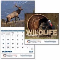 325471312-138 - Good Value® Wildlife Portraits Calendar (Stapled) - thumbnail