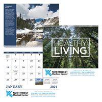 335471283-138 - Good Value® Healthy Living Spiral Calendar - thumbnail