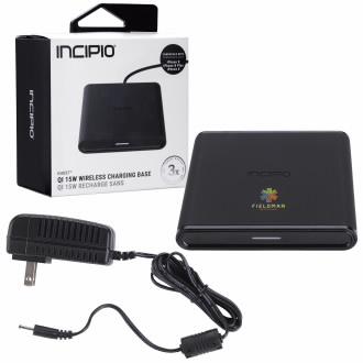 335935599-138 - Incipio® GHOST Qi 15W Wireless Charging Base - thumbnail