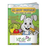 335960843-138 - BIC Graphic® Coloring Book: All About Vegetables - thumbnail