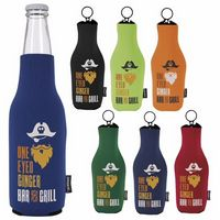 355472916-138 - Koozie® Neoprene Zip Up Bottle Kooler - thumbnail