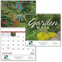 365471293-138 - Good Value® Garden Walk Calendar (Spiral) - thumbnail