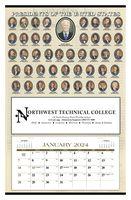 385470748-138 - Triumph® Presidents Hanger 12-Month Calendar - thumbnail
