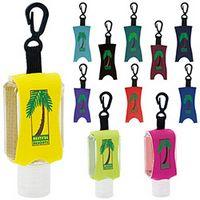 385472822-138 - 1 Oz. Good Value® Hand Sanitizer w/Leash - Scented - thumbnail